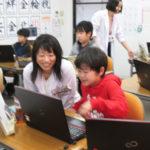 長岡西校夏休みプログラミング1DAY自由研究のイメージ写真