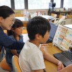 プログラミング教室 燕三条校の授業風景